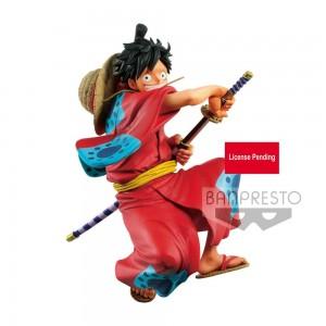 One Piece - King Of Artist Monkey D. Luffy Wanokuni
