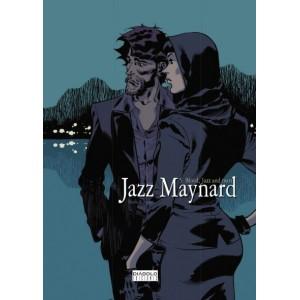 Jazz Maynard nº 05: Blood , Jazz and Tears.