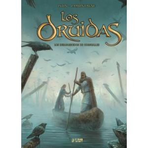 Los druidas 3. Los desaparecidos de Cornualles
