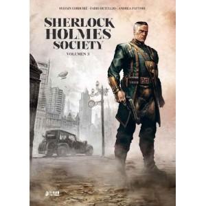 Sherlock Holmes Society nº 03