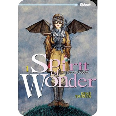 Spirit Of Wonder Nº 01