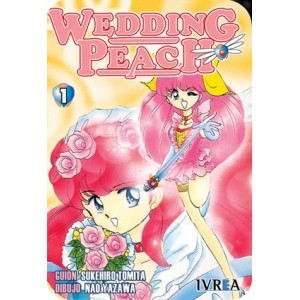 Wedding Peach Nº 01