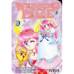 Wedding Peach Nº 03
