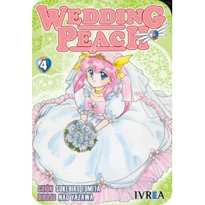 Wedding Peach Nº 04