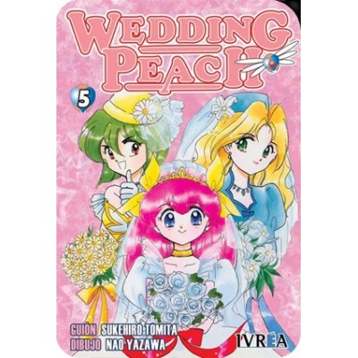 Wedding Peach Nº 05