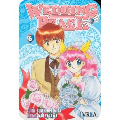 Wedding Peach Nº 06