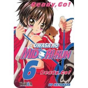Uwasa No Midori Kun Nº 06