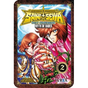 Saint Seiya Next Dimension Myth Of Hades nº 02
