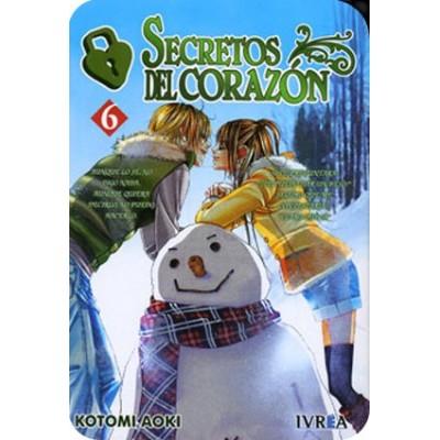 Secretos del corazón Nº 06