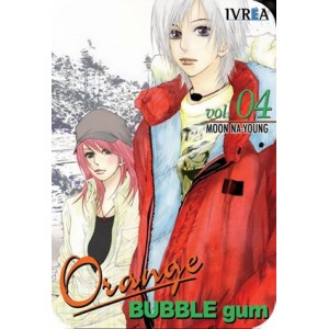 Orange Bubble Gum Nº 04