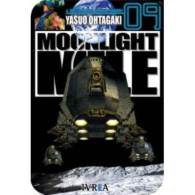 Moonlight Mile Nº 09