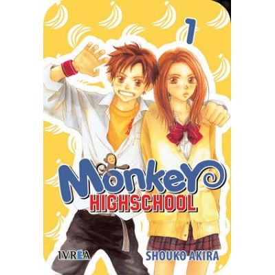 Monkey Highschool Nº 01