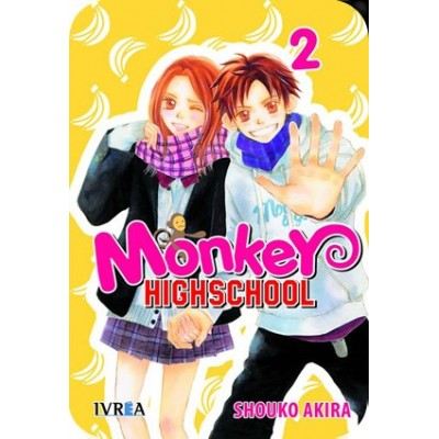 Monkey Highschool Nº 02