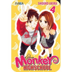 Monkey Highschool Nº 04