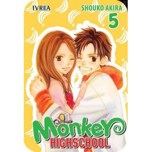 Monkey Highschool Nº 05
