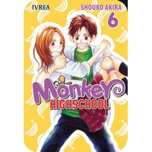 Monkey Highschool Nº 06