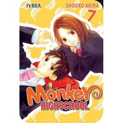 Monkey Highschool Nº 07
