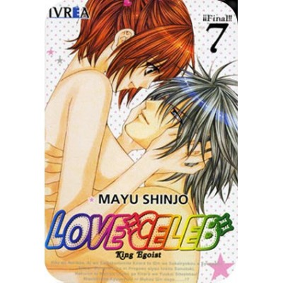 Love Celeb Nº 07