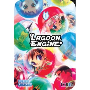 Lagoon Engine Nº 01