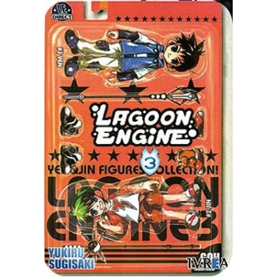 Lagoon Engine Nº 03