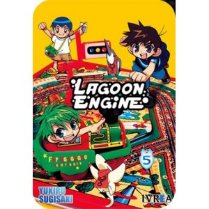 Lagoon Engine Nº 05