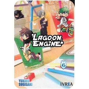 Lagoon Engine Nº 06