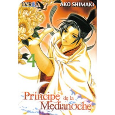 El Principe de la Medianoche Nº 04