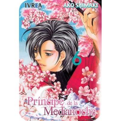 El Principe de la Medianoche Nº 06