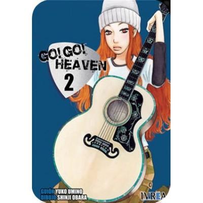 Go! Go! Heaven Nº 02