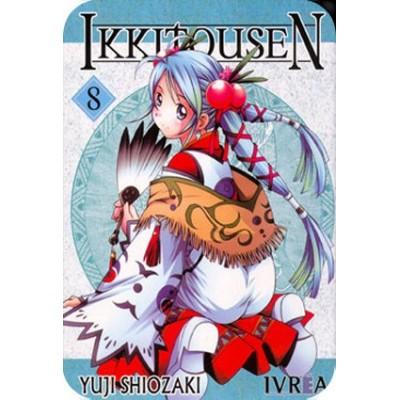 Ikkitousen Nº 08