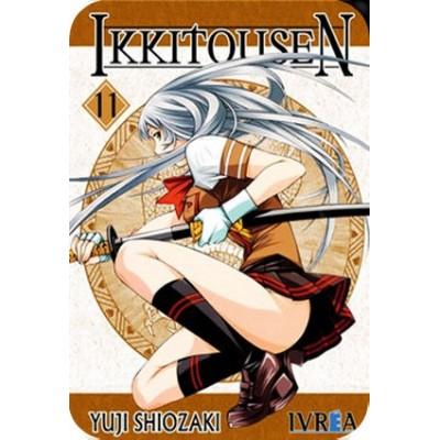 Ikkitousen Nº 11