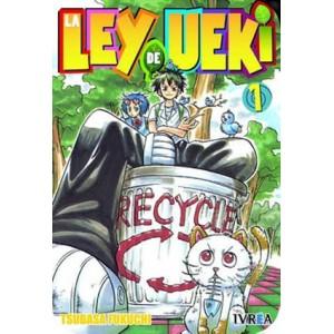 La Ley de Ueki Nº 01