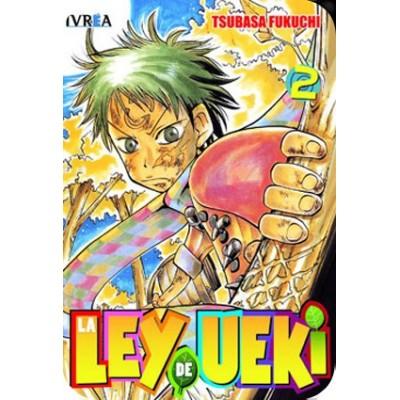 La Ley de Ueki Nº 02
