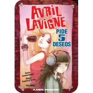 Avril Lavigne: Pide 5 deseos Nº 01