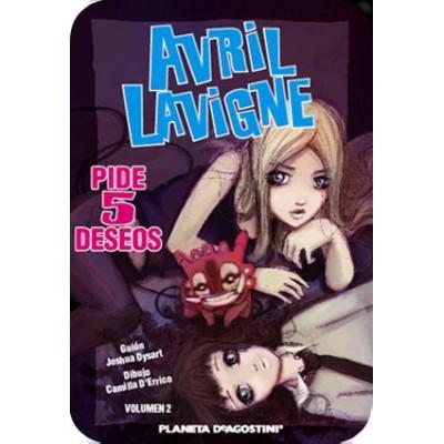 Avril Lavigne: Pide 5 deseos Nº 02