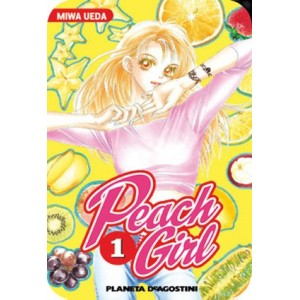 Peach Girl Nº 01