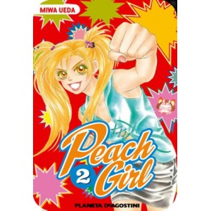 Peach Girl Nº 02