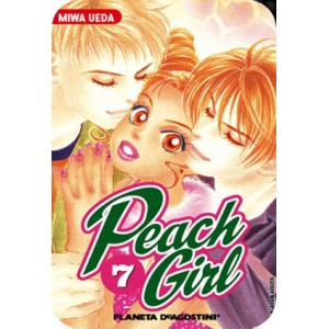 Peach Girl Nº 07