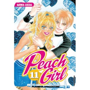 Peach Girl Nº 11