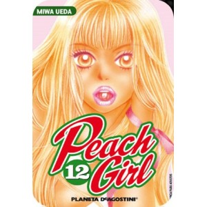 Peach Girl Nº 12