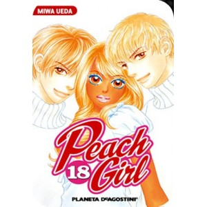 Peach Girl Nº 18