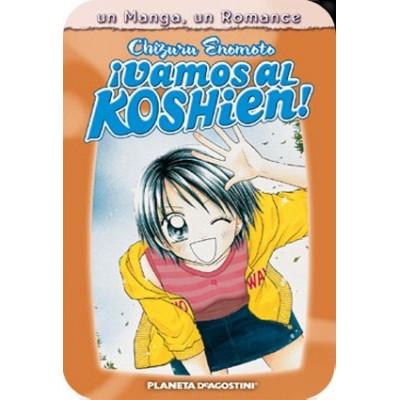 ¡Vamos al Koshien!