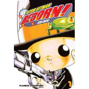 Tutor Hitman Reborn Nº 01