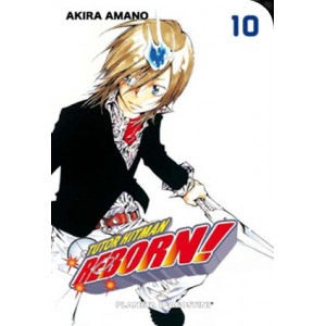 Tutor Hitman Reborn Nº 10