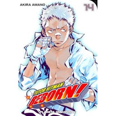 Tutor Hitman Reborn Nº 14