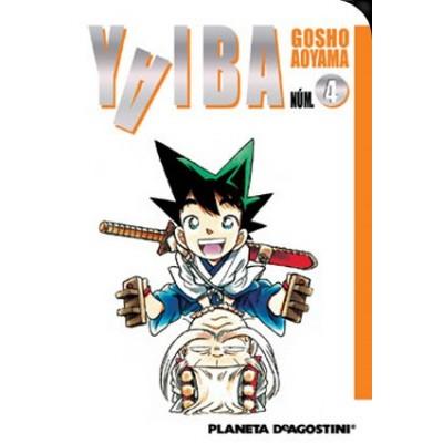 Yaiba Nº 04