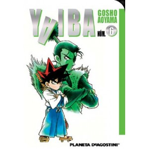 Yaiba Nº 06