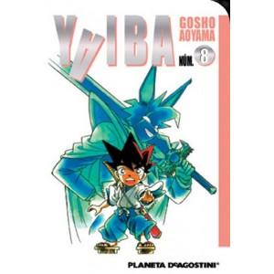 Yaiba Nº 08
