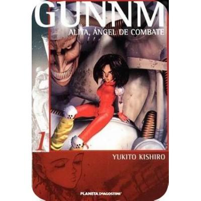 Gunnm (Alita Ángel de Combate) Nº 01