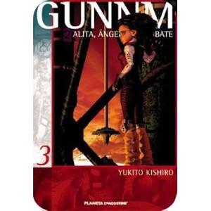 Gunnm (Alita Ángel de Combate) Nº 03